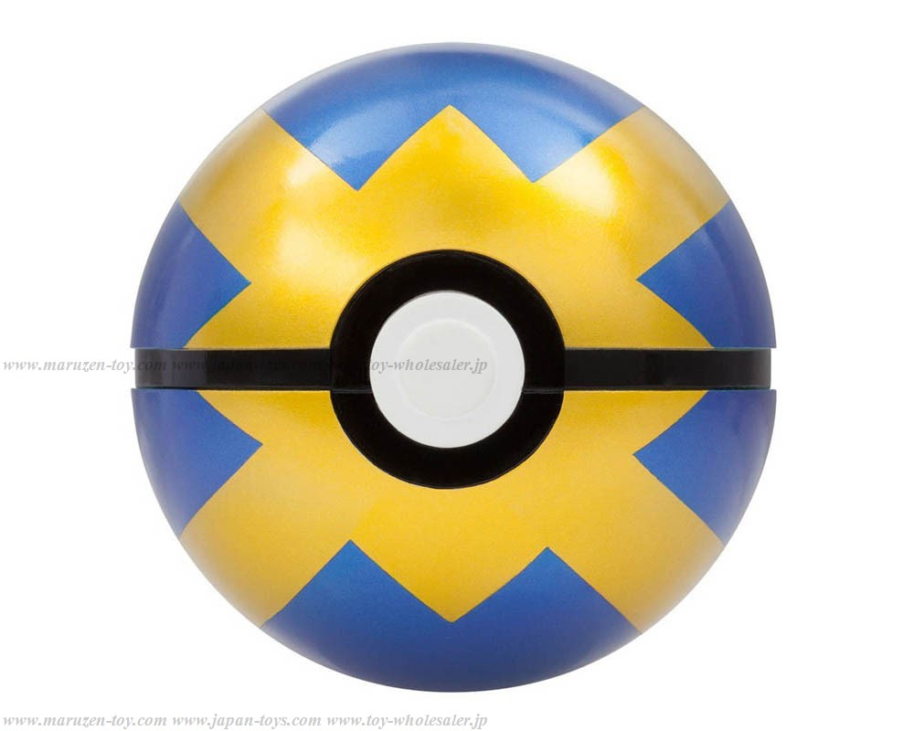 [TakaraTomy] Pokemon Moncolle Monster Ball Quick Ball