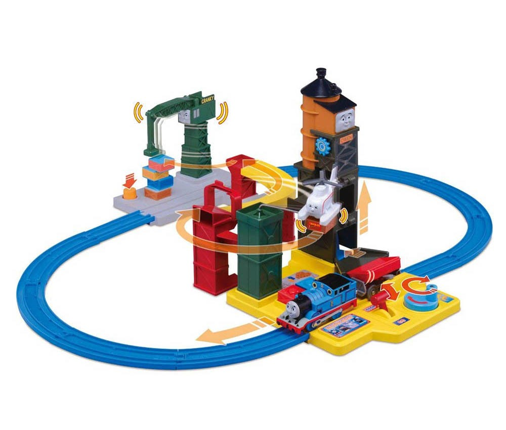 [TakaraTomy] PLA RAIL Thomas & Friends Charaction! Thomas Charange! Island of Sodor