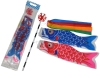No700 Koinobori Festive Carp Banners for Boy's Day (coming with plastic pack)