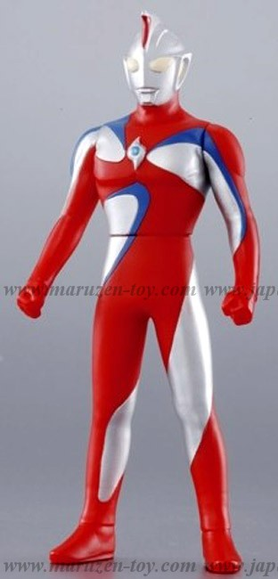 [Bandai] Ultra Hero Series 29 Ultraman Cosmos (CORONA MODE) (New Sculpture)