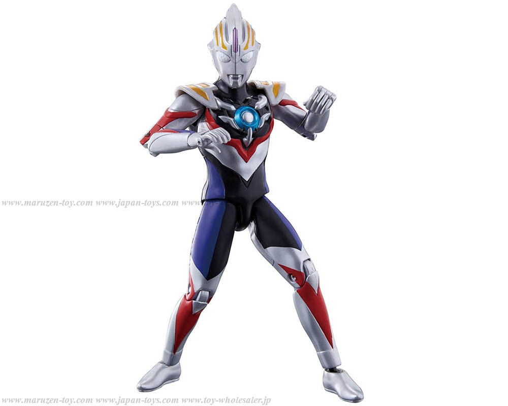 [Bandai] Ultra Action Figure Ultraman ORB Spacium Zeperion