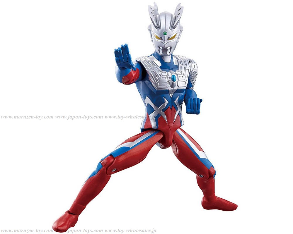 [Bandai] Ultra Action Figure Ultraman Zero