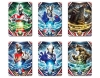 [Bandai] Ultraman Orb Ultra Fusion Card Hurricane Slash Set