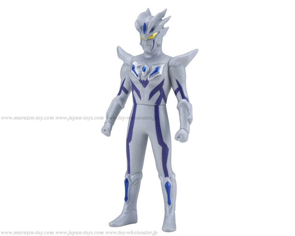 Bandai Ultraman Geed Ultra Hero Series 45 ULTRAMAN ZERO Beyond