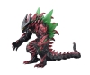 [Bandai] Ultra Monster DX Series Ark Berial