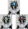 NEW 38 GiGi Three Sided Another Dimension Kaiju -Ultraman Monsters Series- Action Figure
