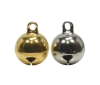 13mm Good-Luck Charm Bell (Silver)
