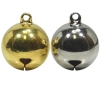 19mm Good-Luck Charm Bell (Silver)